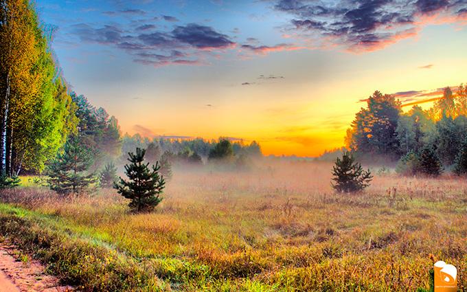Пейзажные фото